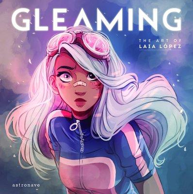 【布魯樂】《缺貨代尋》[美版書籍]《Laia Lopez》畫家藝術作品集:Gleaming 9788467933031