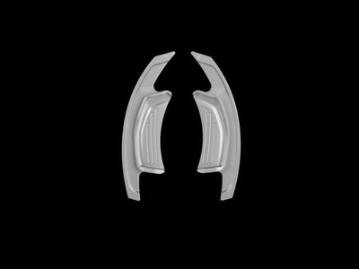 LEYO PD Paddle 換檔 撥片 Audi 奧迪 TTRS / RS5 / R8 / RS3 專用 銀 V3 PA003S
