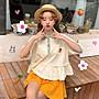 小香風 短袖T恤 時尚穿搭 韓版 學院風短袖polo衫上衣女網紅ins寬松T恤港風半袖打底衫潮