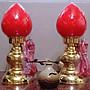 【佛讚嘆】4號福祿燈 豐年燈 神明 公媽燈 光明燈 佛祖先燈 供燈宗教用品 符合安規 LED燈 都是一對價