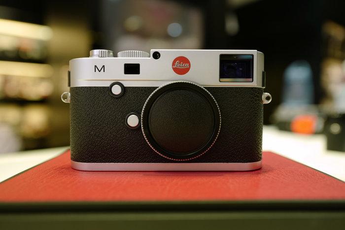 【日光徠卡】Leica 10771 M (Typ 240) 銀 連動測距數位相機 二手 #4789*