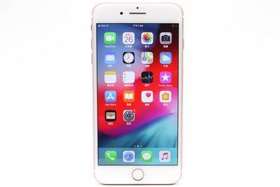 【高雄青蘋果3C】APPLE IPHONE 7 PLUS 128G 128GB 玫瑰金 5.5吋 二手手機 #38999