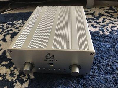 英國製Audio Note真空管前級擴大機(含原廠全新遙控器)