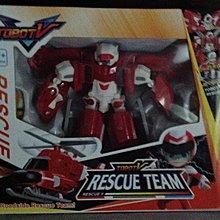全新恐龍戰騎 機器戰士tobotV Rescue team