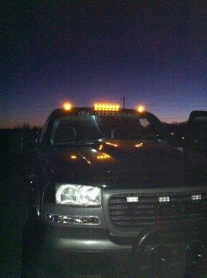 [零極限汽配ZERO LIMITS] GMC,Chevrolet,Dodge 皮卡 LED 爆亮屋頂燈 任何車型可裝