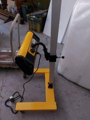 (手持-架式兩用) 短波紅外線汽車鍍膜專用烤燈  $4000-5000  免運費 保固一年