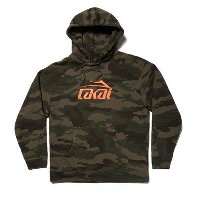 [CABAS滑板店] LAKAI BASIC HOODED 迷彩 帽T│ LOGO 經典 滑板