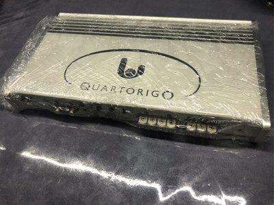 新竹湖口阿皓汽車音響:售 西芬尼 義大利製  Sinfoni Quartorigo ALLEGRO 75.2 擴大機