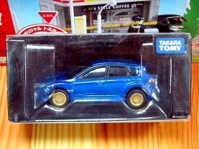 TOMICA TL0151 SUBARU IMPREZA WRX STI