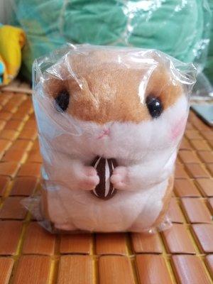 倉鼠 熊仔鼠 hamster 瓜子款公仔 約14cm