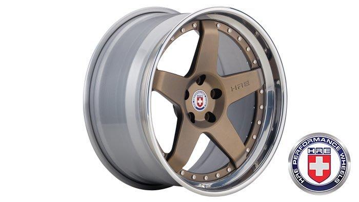 【樂駒】HRE 美國 改裝 輪框 鋁圈 套件 精品 三片式 Series C1 C105 18吋 19吋 20吋