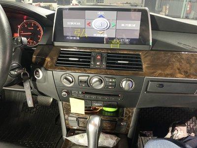 BMW CCC CIC E90 E91 E92 E93 E60 E61 E63 高通驍龍安卓版觸控螢幕主機/導航/音響