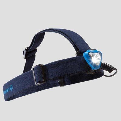 家用健身 瑜伽減脂增肌迪卡儂運動led頭燈戶外越野跑步專用防水釣魚/夜釣頭戴式強光RUNT