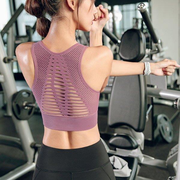 瑜珈背心 #Z35 聚胸設計  防震防垂  速乾面料