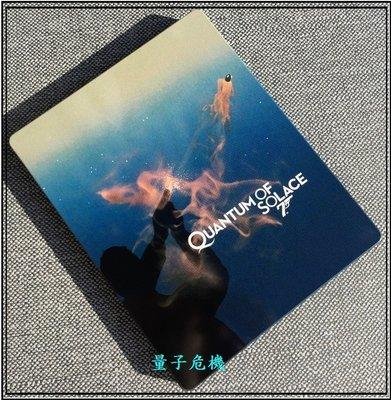 【BD藍光】007系列 量子危機:限量鐵盒版Quantum of Solace(台灣繁中字幕)-丹尼爾克雷格