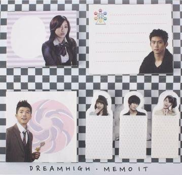 【象牙cute ta】韓國 KOREAN DRAMA _ DREAM HIGH POST IT / 韓劇 Dream High 便利貼