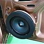6吋 6.5吋 喇叭隔音圈 提升音質專用 防止音質擴散 吸收車門回音 一組兩個