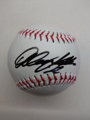 2019 中華職棒 中信兄弟 兄弟象 Alex Liddi 里迪 親筆簽名球 只有一顆