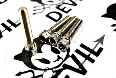 惡魔騎士 ZOO 白鐵螺絲 去邊螺絲 內外六角螺絲 白鐵 去邊 螺絲 M8X40 直 為單