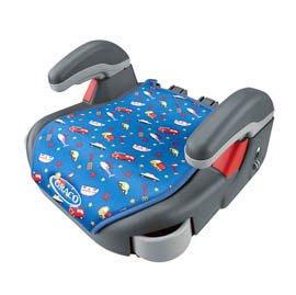 【可刷卡免運費】GRACO Compact Junior幼兒成長型輔助汽車安全座椅-卡通車【悅兒園婦幼生活館】