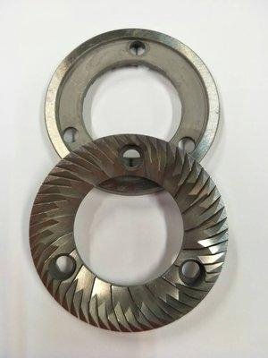【咖啡唯主】非原廠刀盤/刀片組 64mm~MAZZER SUPER JOLLY /FIORENZATO F5 磨豆機適用