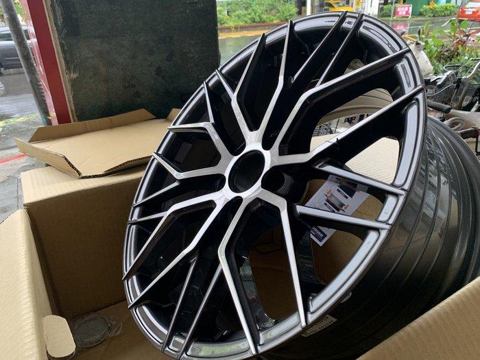 【凱達輪胎鋁圈館】MAXX M11 全系列 18吋 旋壓輕量化 5/112 AUDI A4  VD06可參考 歡迎詢問