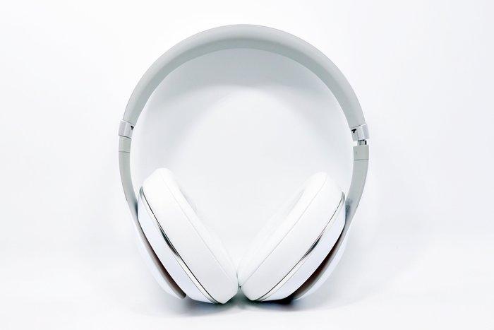 【台南橙市3C】Beats New Studio 白 二手 耳罩式耳機 #03973