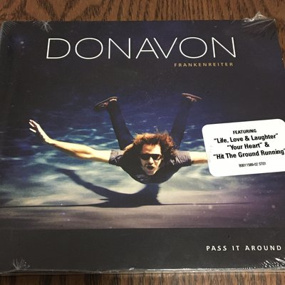Donavon Frankenreiter-Pass It Around