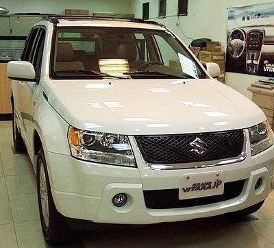 DE連長--Suzuki Grand Vitara JP 車頂行李架橫桿 置放架 可放置衝浪板 行李盤 附ARTC認證