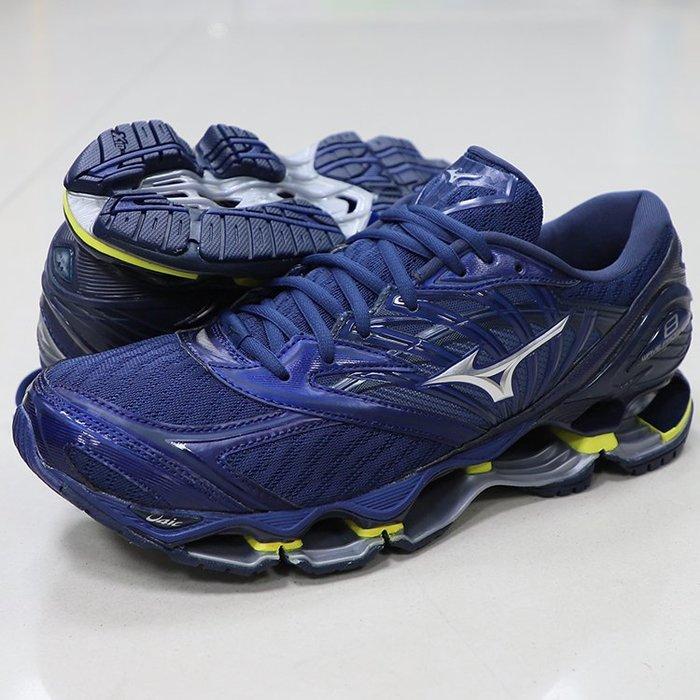 *世偉運動精品* 美津濃 J1GC190006 WAVE PROPHECY 8 慢跑鞋
