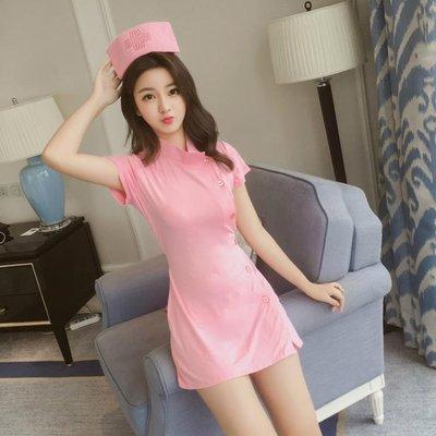 情趣內衣服性感護士制服小胸空姐短裙透視血滴子激情套裝角色扮演