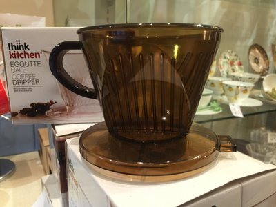 咖啡濾杯Coffee Dripper  PC咖啡濾器 2~4 杯份 (made in taiwan) ON SELL