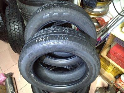 205 55 R 16 瑪吉斯 MA-307 16年 台灣製造 落地胎 二手 中古 ALTIS 輪 胎 一輪 600元