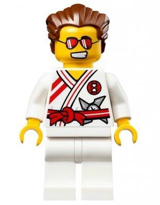 現貨【LEGO 樂高】全新美國限定 益智玩具 積木 / Ninjago 忍者系列 70756 單一人偶: 人偶+武器