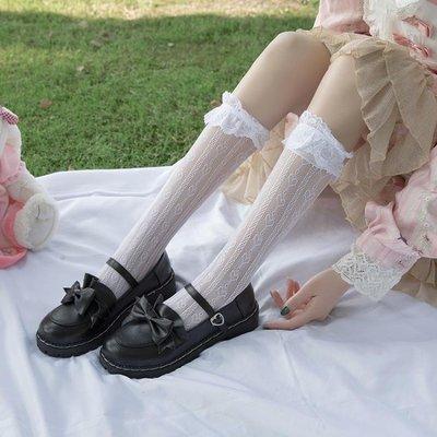 娃娃鞋日系洛麗塔lolita厚底女鞋可愛蘿莉淺口圓頭娃娃鞋原宿軟妹小皮鞋 〖馨和居家〗