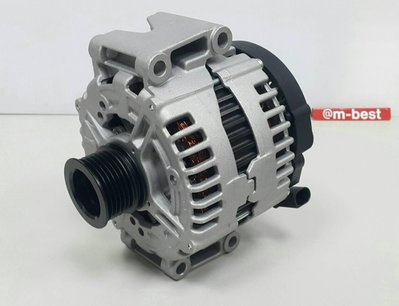 BENZ W211 W212 M156 180A E63 AMG 發電機 OEM廠製 1561540102