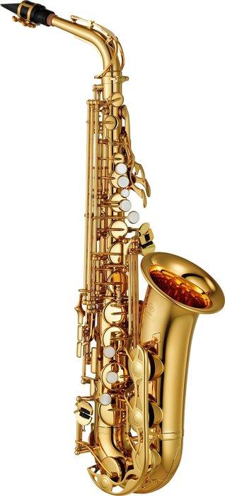 造韻樂器音響- JU-MUSIC - 全新 YAMAHA YAS-280 中音薩克斯風 Alto Sax