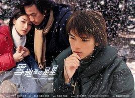 《雪地里的星星》何潤東,陳怡蓉,邱澤 DVD