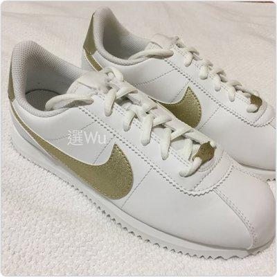 現貨 Nike Cortez Basic SL GS  904764-105