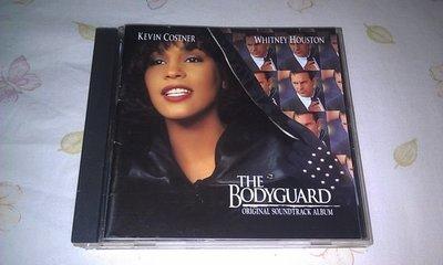 【李歐的音樂】幾乎全新ARISTA唱片1992年 終極保鑣電影原聲帶 THE BODYGUARD CD無IFPI