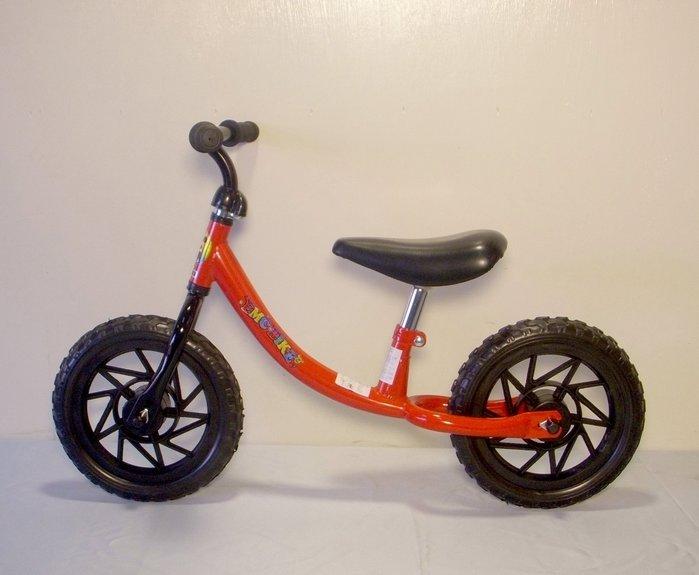 JY 12吋 台製 平價 優質 滑步車 學步車 (紅/藍色) 下標時請註明購買顏色