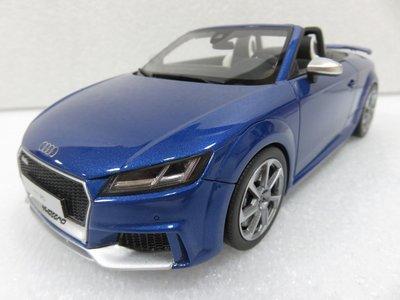 宗鑫貿易 GT SPIRIT GT209 Audi TT RS Roadster
