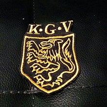 KGV (香港) 英皇佐治五世國際 學校  校章  校服 布章