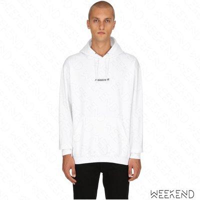 【WEEKEND】 FUCK ART MAKE TEES FAMT Narcissism 連帽 衛衣 帽T 白色