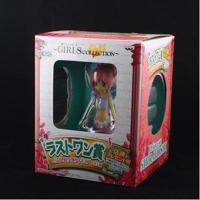 海賊王 GIRLS COLLECTION 一番賞 最後賞 白星公主 娃娃機夾到的港版