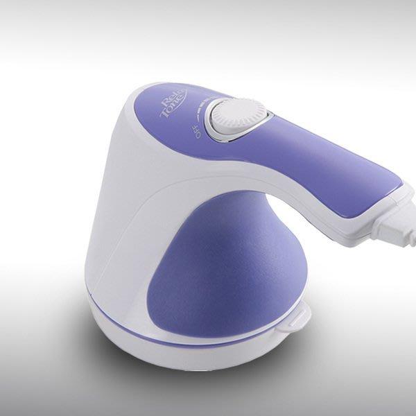 【洛克馬企業】 進階款 Relax&Tone 紫色精靈美體按摩機  時尚滾動按摩機 附多款可更換按摩蓋  保固一年