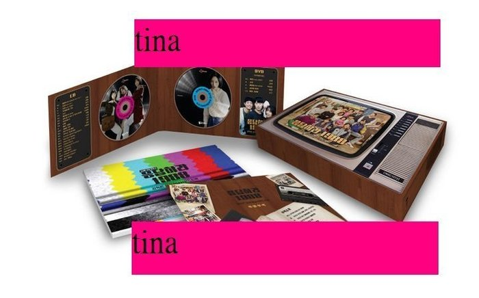 Girl's Day惠利朴寶劍庚杓俊烈韓劇Answer Me 1988請回答1988韓國導演限量版OST-2CD+DVD