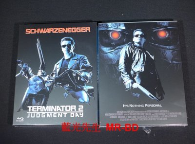 [藍光BD] - 魔鬼終結者2 Terminator 2 : Judgment Day - 154分鐘導演加長版