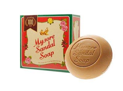 印度 Mysore Sandal Soap 皇家御用 頂級檀香皂  ✪棉花糖美妝香水✪