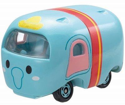 【小糖雜貨舖】日本 TOMICA TOMY 多美 Disney 迪士尼 小汽車 TSUM TSUM 小飛象